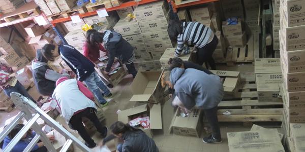 Voluntariado en USA para latinoamericanos - Cubren